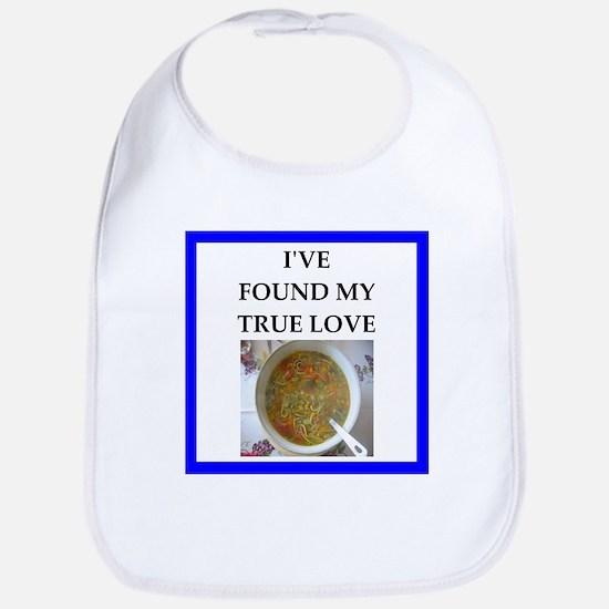 minestrone Bib