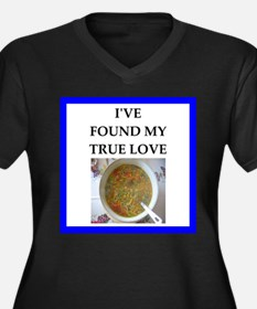 minestrone Plus Size T-Shirt