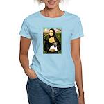 Mona & Fox Terrier Women's Light T-Shirt