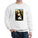 Mona & Fox Terrier Sweatshirt