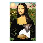 Mona & Fox Terrier Postcards (Package of 8)