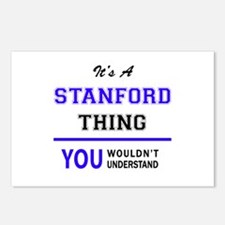 STANFORD thing, you would Postcards (Package of 8)