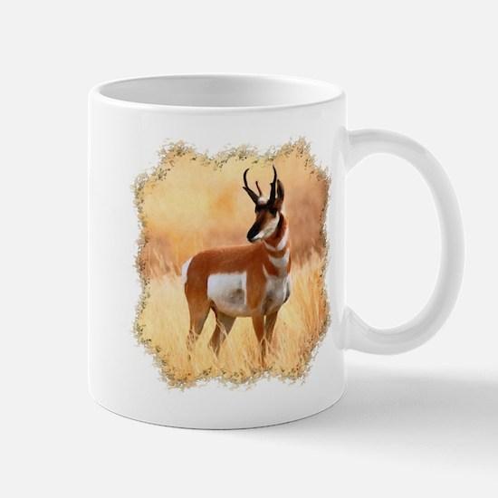 Lone Antelope Mug