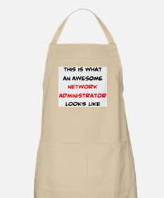awesome network administrator Apron