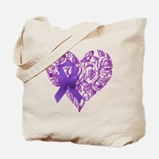 Lupus butterfly Tote Bag