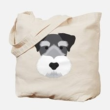 Funny Hipster Tote Bag