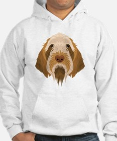 Funny Spinone italiano Hoodie