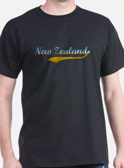 New Zealand Beach T-Shirt