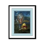 Soldier of the Lord (Modern Wom) 9x12 Framed Print