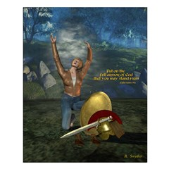 Soldier of the Lord (Modern Wom) 16x20 Print
