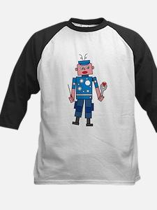 Robot man Baseball Jersey