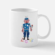 Robot love Mugs