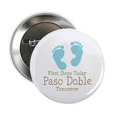 Paso Doble Ballroom Dancing Button