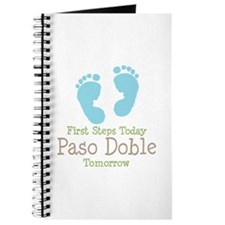 Paso Doble Ballroom Dancing Journal