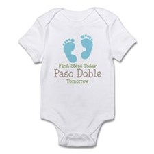 Paso Doble Ballroom Dancing Infant Onesie