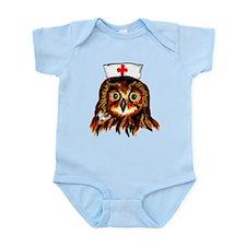 Nurse owl Body Suit