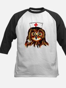 Nurse owl Baseball Jersey
