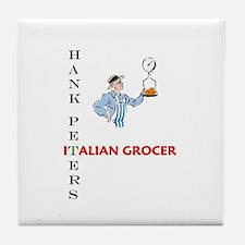 Hank Peters Tile Coaster