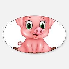 Piggie Decal