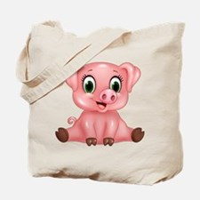 Piggie Tote Bag