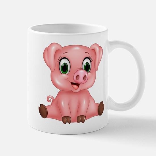 Piggie Mugs