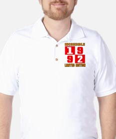 Incredible 1992 Limited Edition T-Shirt