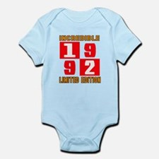 Incredible 1992 Limited Edition Infant Bodysuit