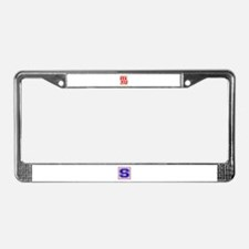 Incredible 1992 Limited Editio License Plate Frame