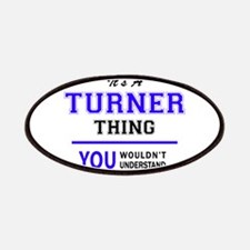 TURNER thing, you wouldn't understand! Patch