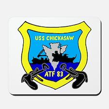 USS Chickasaw (ATF 83) Mousepad