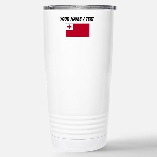 Custom Tonga Flag Mugs