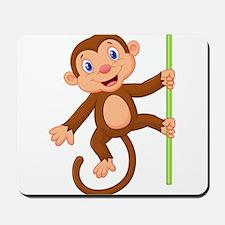 Monkeying around Mousepad