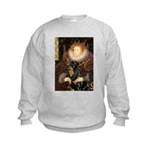 Queen & Rottie Kids Sweatshirt