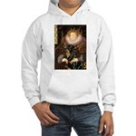 Queen & Rottie Hooded Sweatshirt