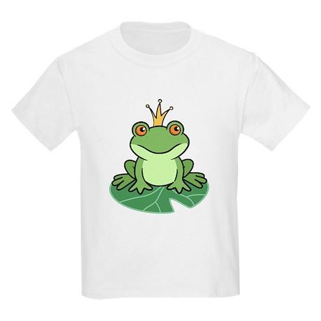 Frog Prince Kids Light T-Shirt