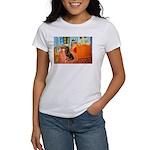 Room / Rottweiler Women's T-Shirt