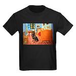 Room / Rottweiler Kids Dark T-Shirt