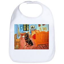 Room / Rottweiler Bib