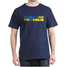 On the Drumline T-Shirt