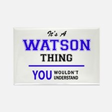 WATSON thing, you wouldn't understand! Magnets