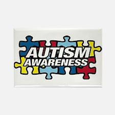 autism-puzzle Magnets