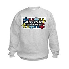 Cute Autism awareness Sweatshirt