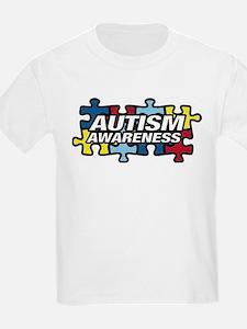 autism-puzzle T-Shirt
