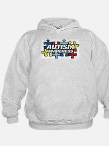 Unique Autism puzzle Hoodie