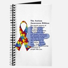 Cute Kids autism awareness Journal