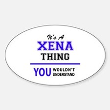 XENA thing, you wouldn't understand! Decal