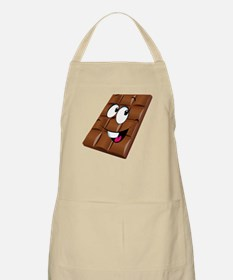 Chocolate emoticons Apron