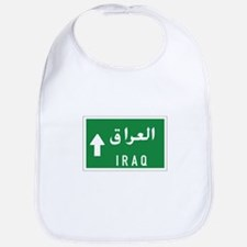 Iraq roadmarker, Iraq Bib