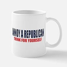 Annoy a Republican Mugs