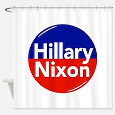 Unique Nixon Shower Curtain